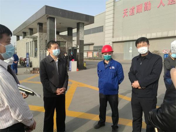 石家庄市委常委、宣传部部长王韶华到河冶betway必威中国电竞调研